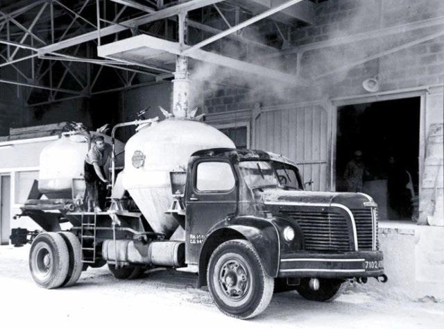 1953 Berliet GLM 10 6 cyl, 150 cv