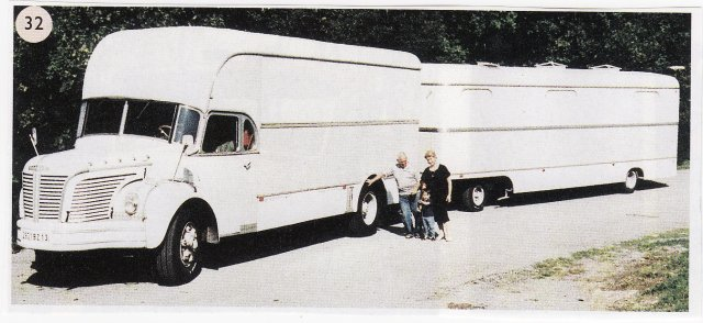 1953 BERLIET GLM 10