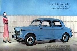 1953 Fiat 1100 103