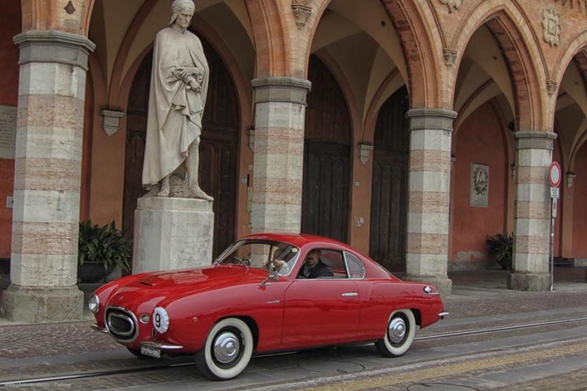 1953 FIAT 1100 Savio by Scaglione