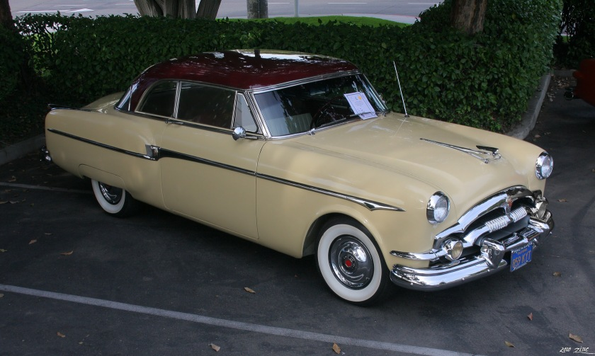 1953 Packard Mayfair Hardtop (Modell 2631-2677)