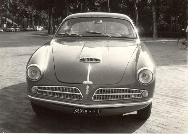 1953 Panhard Colli Sportscar Allemano Berlinetta