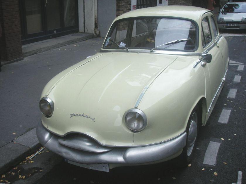 1953 Panhard Dyna Z