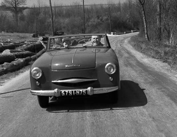 1953 Panhard Junior