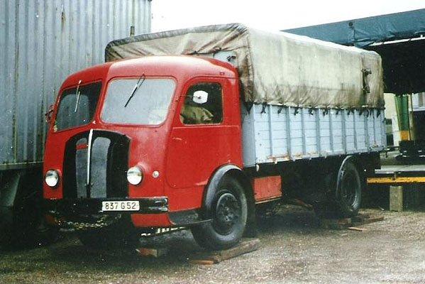 1953 PANHARD K 224