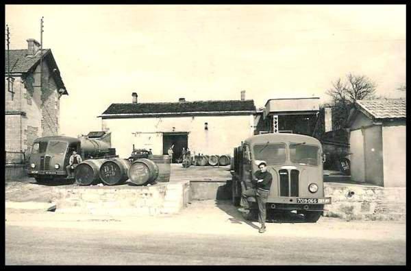 1953 Panhard pinardier