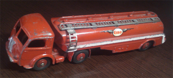1954 Camion citerne dinky toys france 32 C panhard