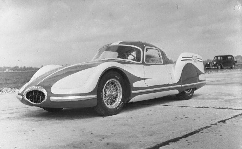 1954 Fiat 8V Turbina