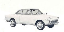 1954 Fiat NSU 1500 Coupe