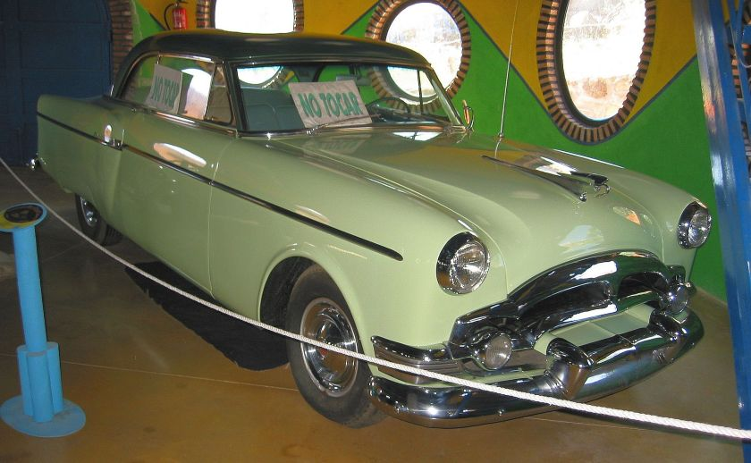 1954 Packard Clipper Super Panama Model 5467
