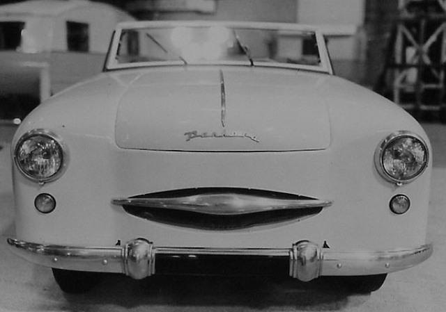 1954 Packard Junior persfoto