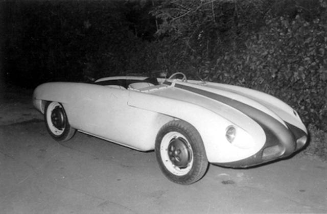 1954 Panhard Devin
