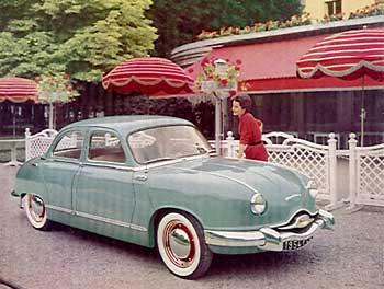 1954 panhard dyna a