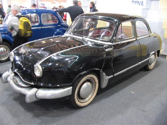 1954 Panhard Dyna Z1