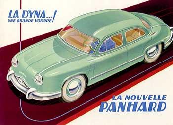 1954 panhard dyna