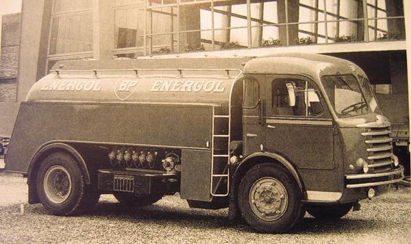 1954 PANHARD IE 63, K332 dernier modèle