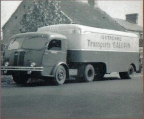 1954 PANHARD IE45