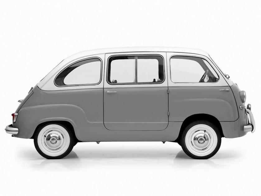 1955-65 Fiat 600 Multipla