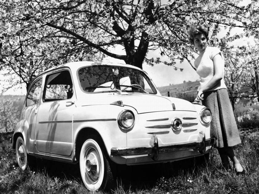1955-69 Fiat 600