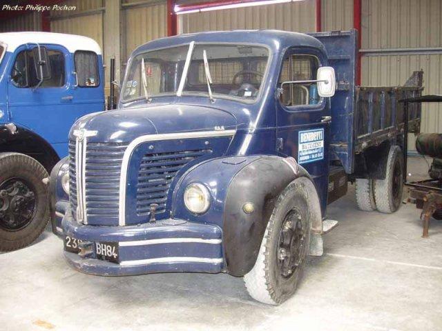 1955 BERLIET GLC 6 b