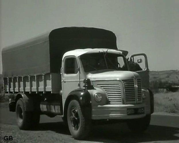 1955 BERLIET GLR 8 R