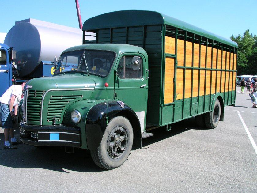 1955 Berliet GLR Viehtransporter
