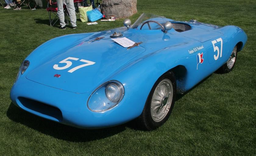 1955 DB Panhard HBR