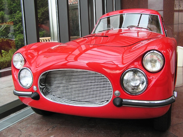 1955 Fiat 8V (Otto Vu) Berlinetta Coupe, 1 of only 3 built by Fiat