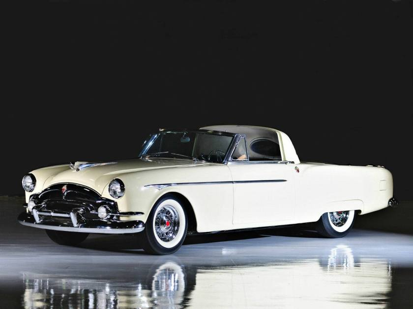 1955 Packard Convertible Concept