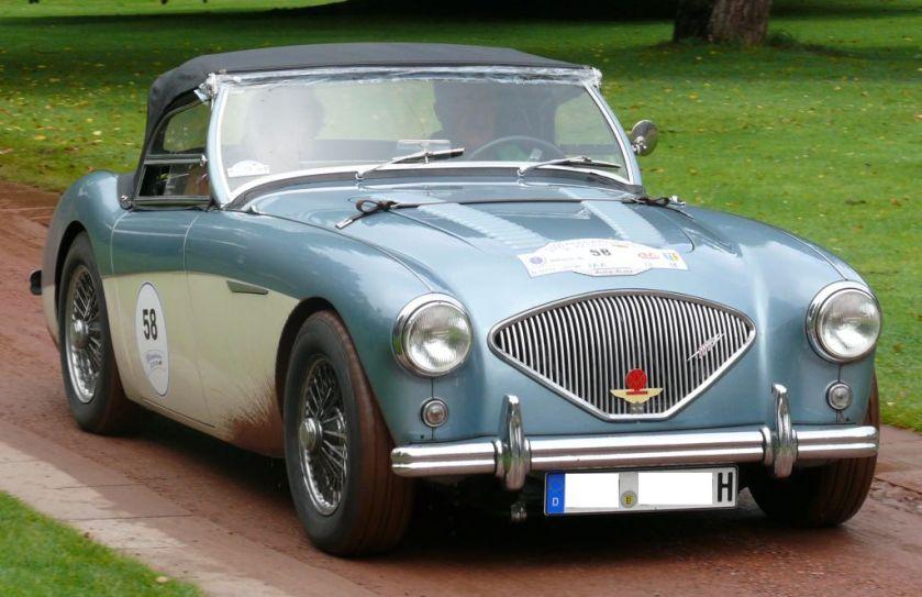1955–56 Austin-Healey 100