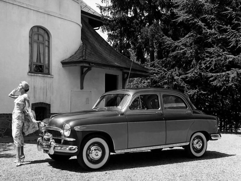 1956-57 Fiat 1900 B (105)