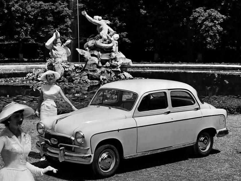 1956-59 Fiat 1400 B (101)