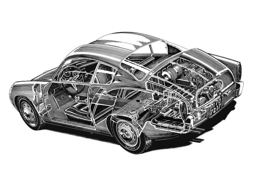 1956-59 Fiat Abarth 750GT