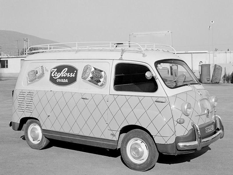 1956-62 Fiat 600 M Coriasco