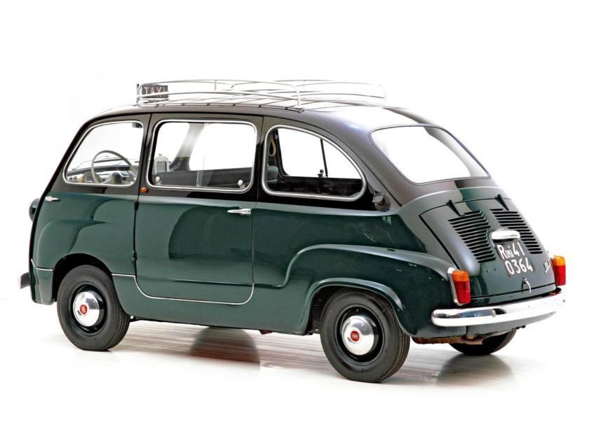 1956-65Fiat 600 Multipla Taxi  (2)