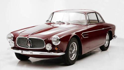 1956 Allemano Maserati A6G 2000 01