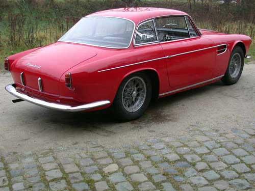 1956 Allemano Maserati A6G 2000 05