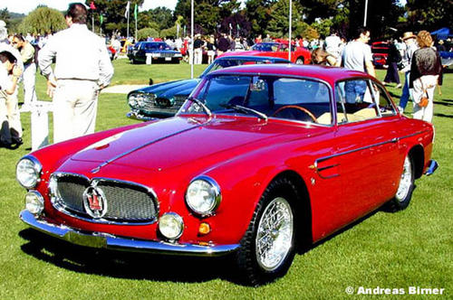 1956 Allemano Maserati A6G 2000 08