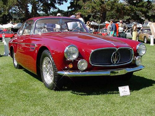 1956 Allemano Maserati A6G 2000 09