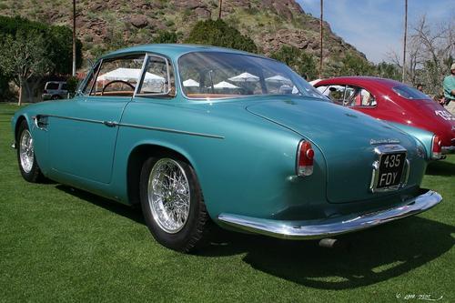 1956 Allemano Maserati A6G 2000 green 02
