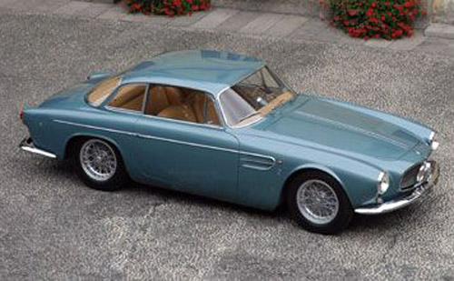 1956 Allemano Maserati A6G 2000 green 04
