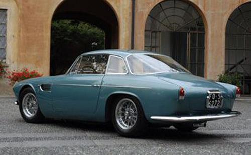 1956 Allemano Maserati A6G 2000 green 05