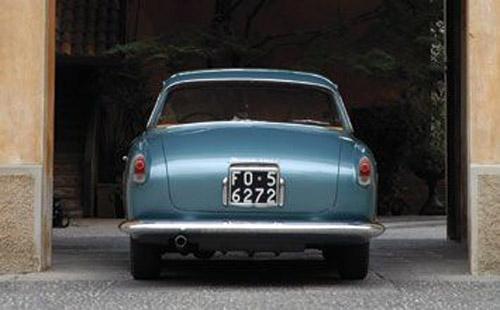 1956 Allemano Maserati A6G 2000 green 06