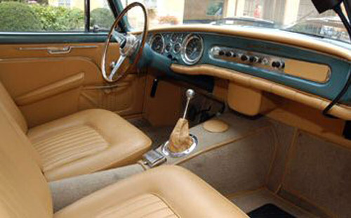 1956 Allemano Maserati A6G 2000 green 08