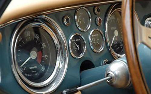 1956 Allemano Maserati A6G 2000 green 09