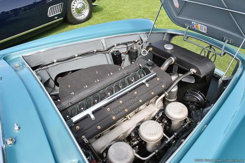 1956 Allemano Maserati A6G 2000 green 21