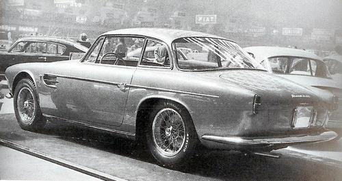 1956 Allemano Maserati A6G 2000