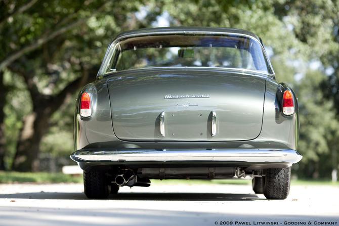 1956 Allemano Maserati A6G-54 Berlinetta d