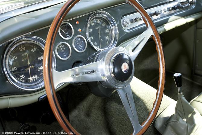 1956 Allemano Maserati A6G-54 Berlinetta f