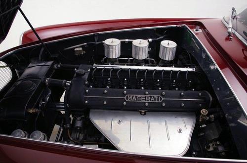 1956 Allemano Maserati A6G54 2000 GT 2